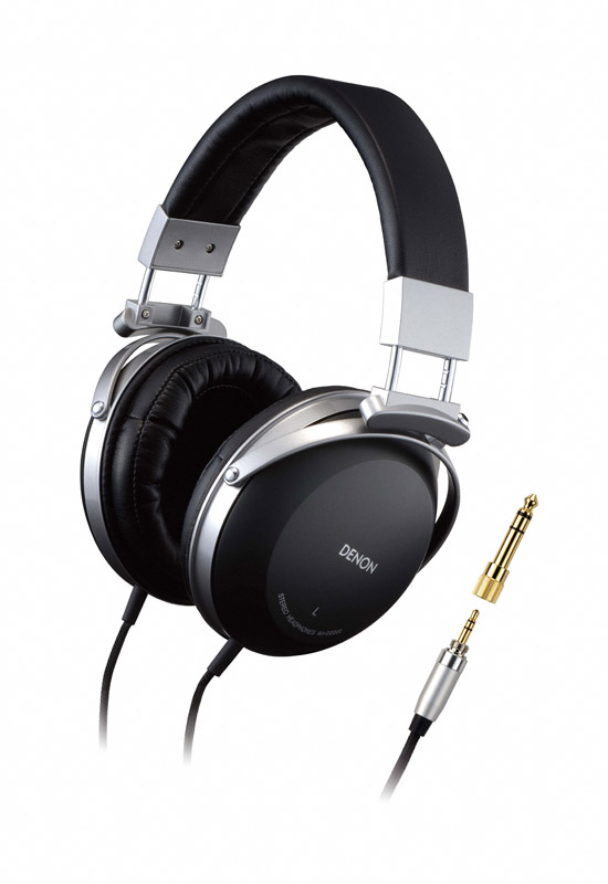 denon+AH-D2000+headphones