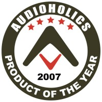 Audioholics Product of the Year 2007