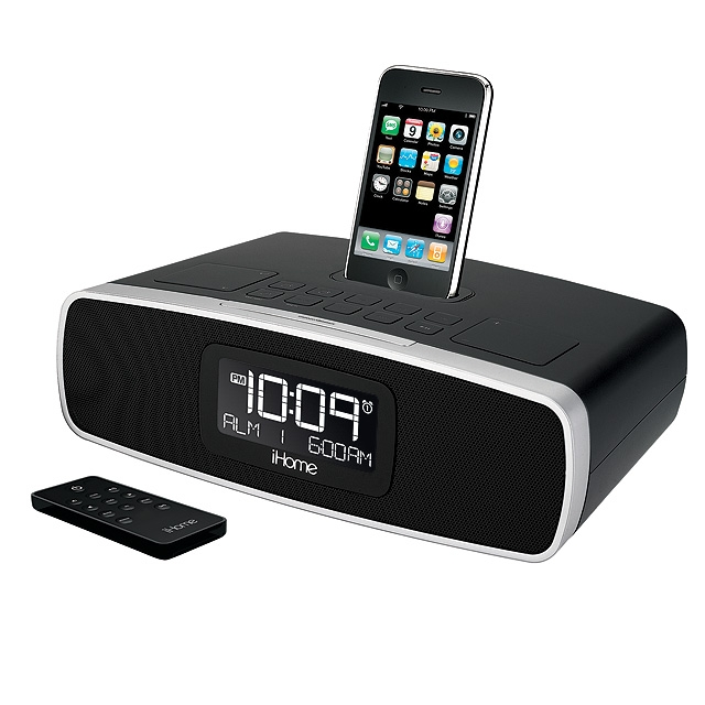 iHome+iP90+clock+radio