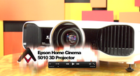 Epson Home Cinema 5010 3D Projector