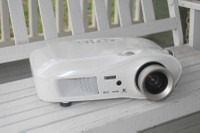 Epson Home Cinema 720 LCD Projector Review