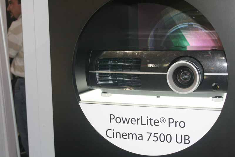 LCD and DLP Projector Updates - Mostly Incremental   Audioholics