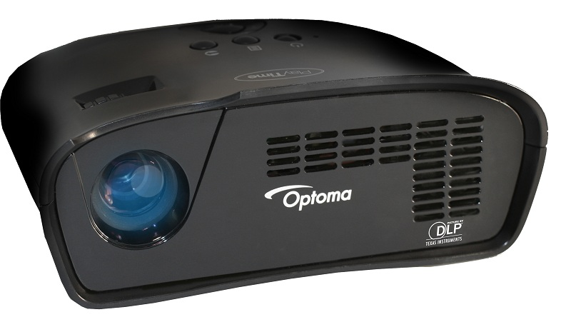 Optoma+PT105+Portable+LED+Projector+Preview