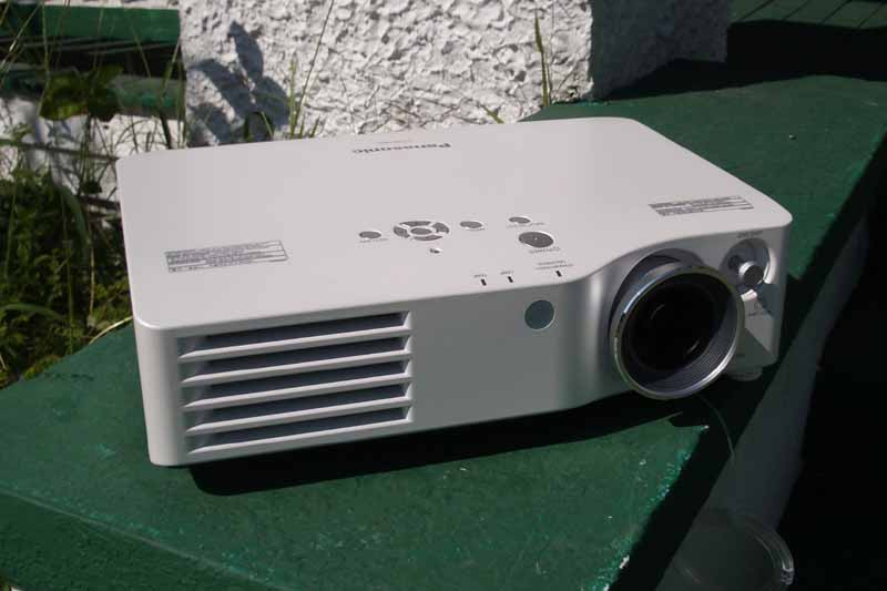 Panasonic+PT-AX100U+Projector+Review
