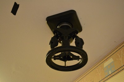 Ceiling Plate mounted