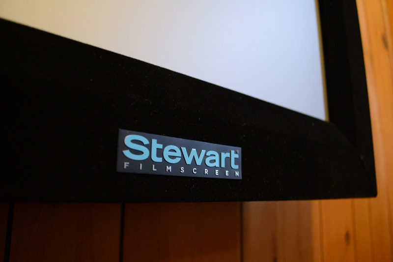 Stewart Filmscreen Firehawk G4 Projector Screen Review
