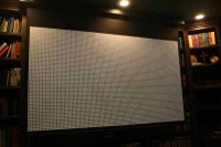 "VApex 100"" Electric Projector Screen"
