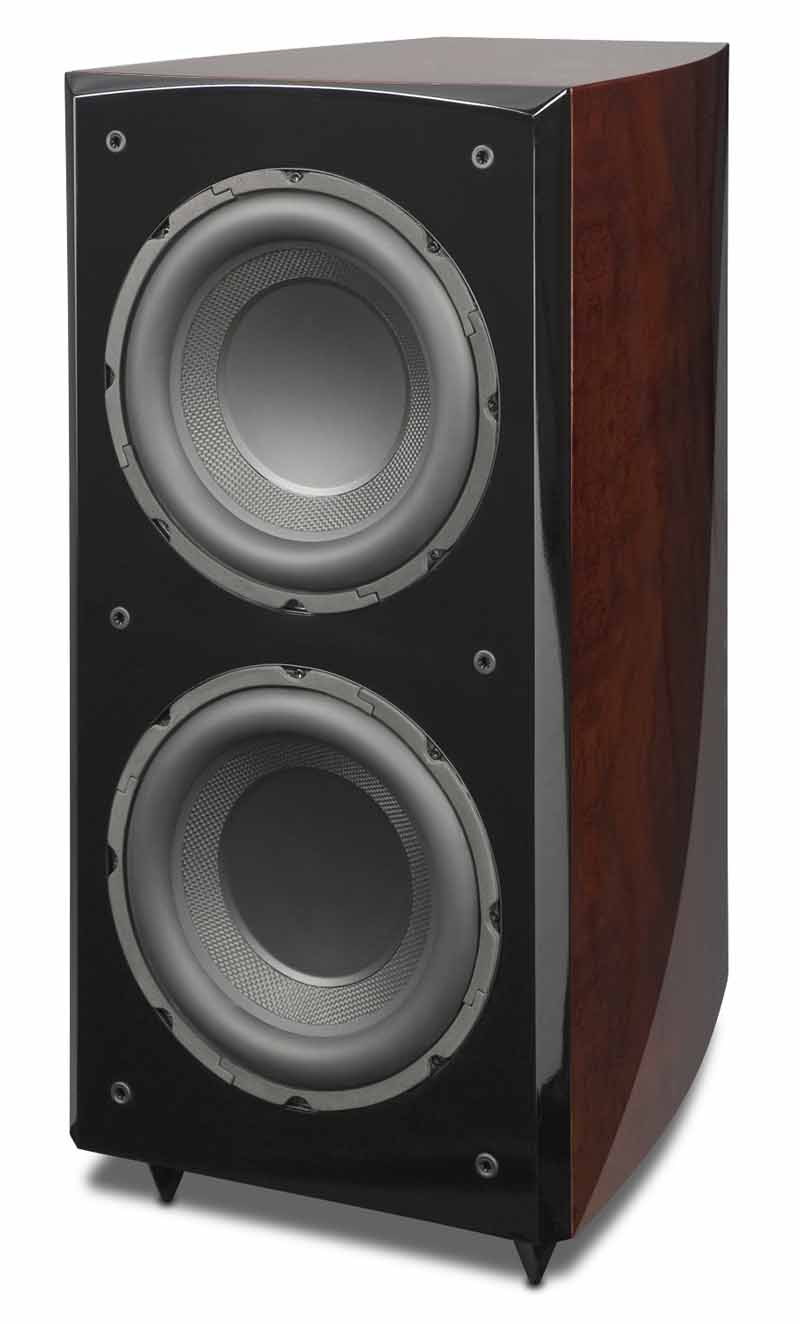 EMP ES1010i subwoofer Full Screen Image | Audioholics