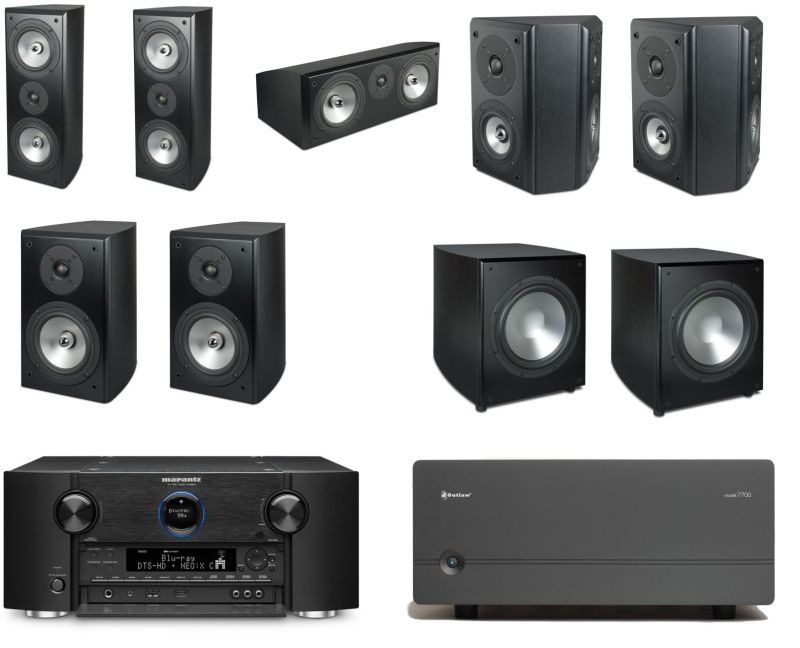 the audioholics high end 7 x channel recommended home theater system rh audioholics com
