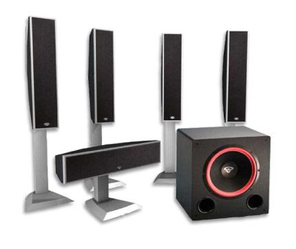 Cerwin Vega Cvhd 5 1 Review Audioholics