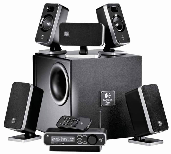 Logitech+Z-5450+Digital+Multimedia+Speaker+System+Review