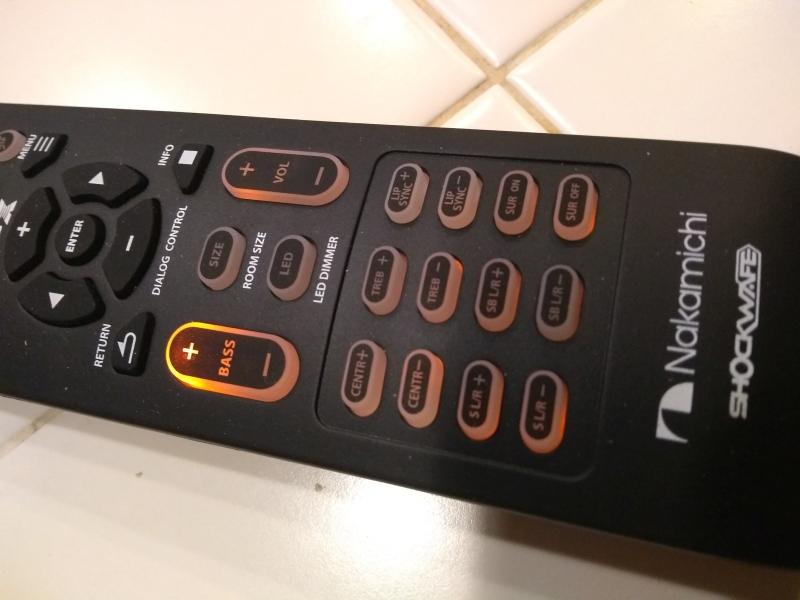 Nakamichi Shockwafe Ultra 9 2 DTS:X Soundbar Review