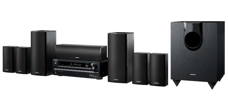 Onkyo Ht S5400 7 1 Channel Htib First Look Audioholics