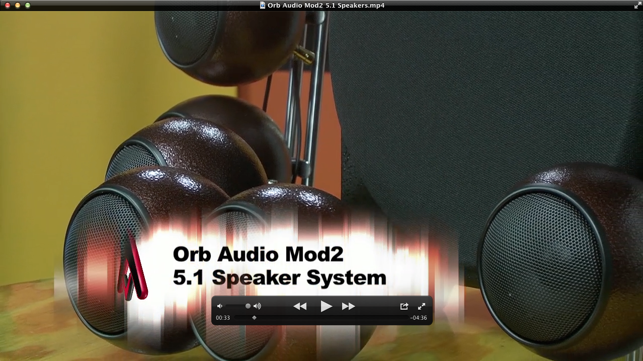 Orb Audio Peoples Choice Mod2 Speaker System Review