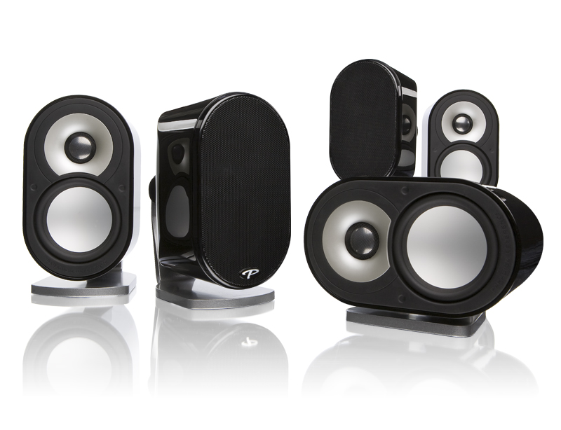 Paradigm+MilleniaOne+Speaker+System+First+Look