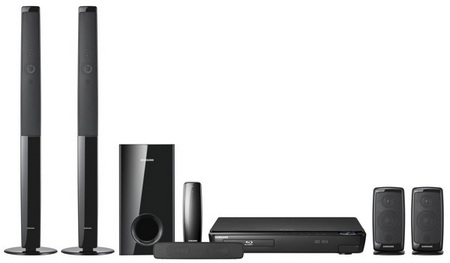 Samsung Ht Bd3252 Home Theater System With Blu Ray