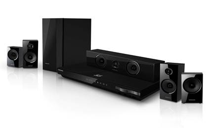 Samsung Ht E5500w 5 1 Blu Ray Home Theater System
