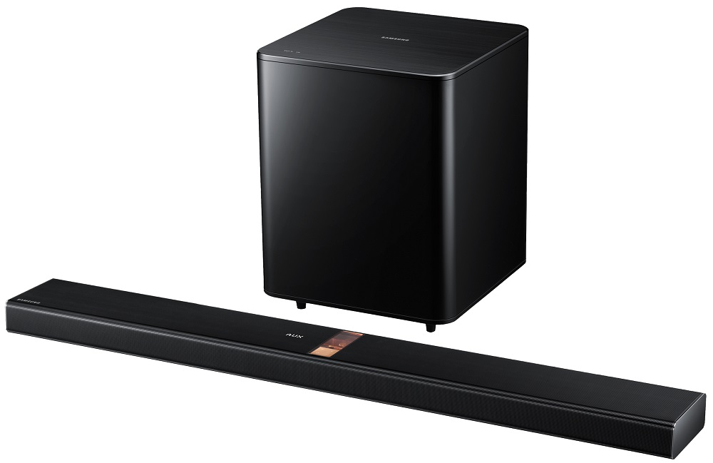 Samsung Hw H750 Soundbar And Hw H600 Sound Stand Preview