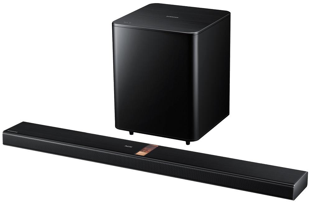 samsung soundbar hw speaker satellite sound stand audioholics h600 h750