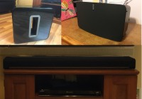 SONOS Playbar, SUB, and Play:5 Review