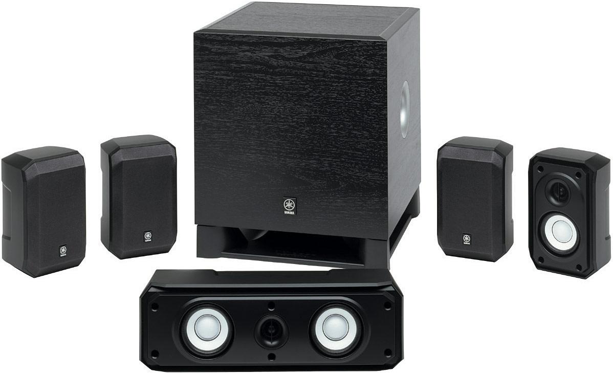 Yamaha ns sp1600 audioholics for Yamaha sound bar reviews