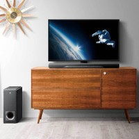 Yamaha YAS-207 Industry First Sound Bar with DTS Virtual:X Processing