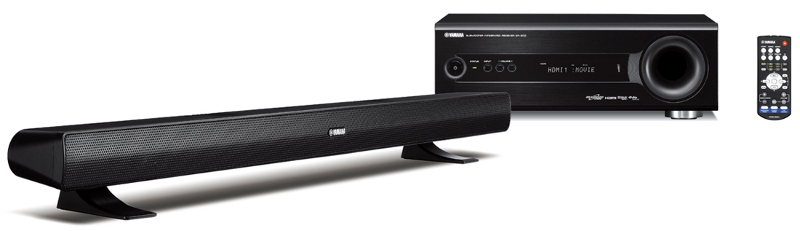 Yamaha yht s400 soundbar htib first look audioholics for Yamaha htib review