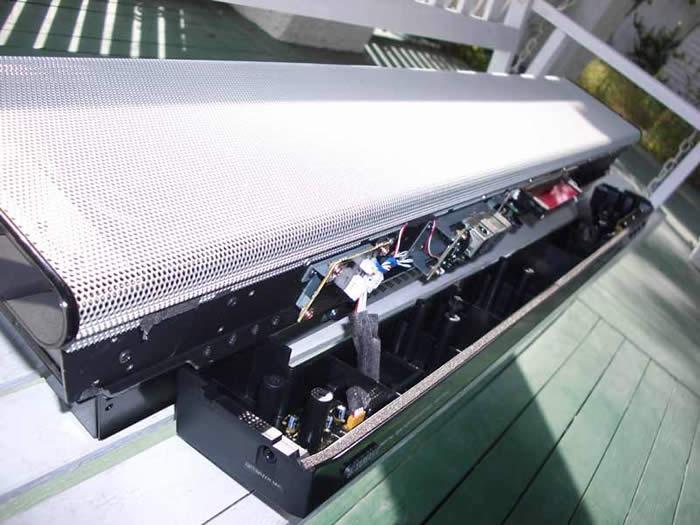 Yamaha ysp 1100 full screen image audioholics for Yamaha sound bar reviews