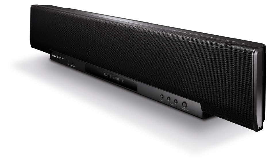 Yamaha YSP-4000 Digital Sound Projector Review | Audioholics