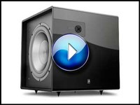 Aperion Audio Bravus 10D Subwoofer Video Review