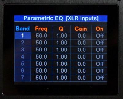 2V EQ screen