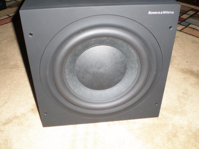 b w asw 610xp subwoofer introduction audioholics. Black Bedroom Furniture Sets. Home Design Ideas