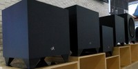 MartinLogan Revamps Dynamo Subwoofers