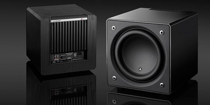 JL Audio E-Sub e110 and e112 Subwoofers Review | Audioholics