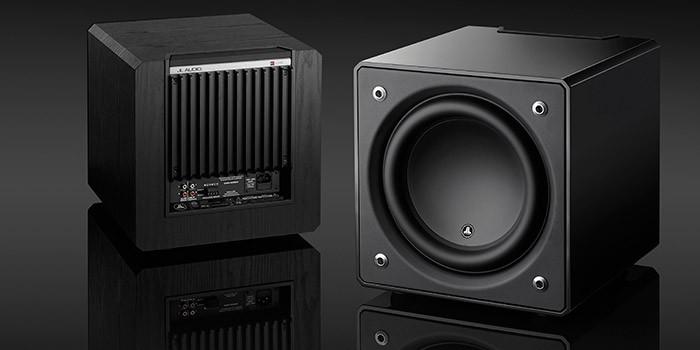 JL Audio E-Sub e110 and e112 Subwoofers Review
