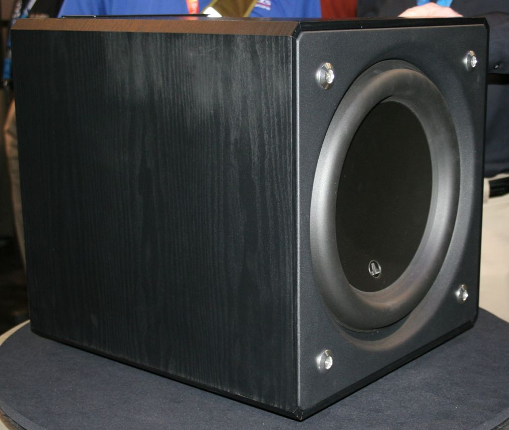 Car Subwoofer In Home