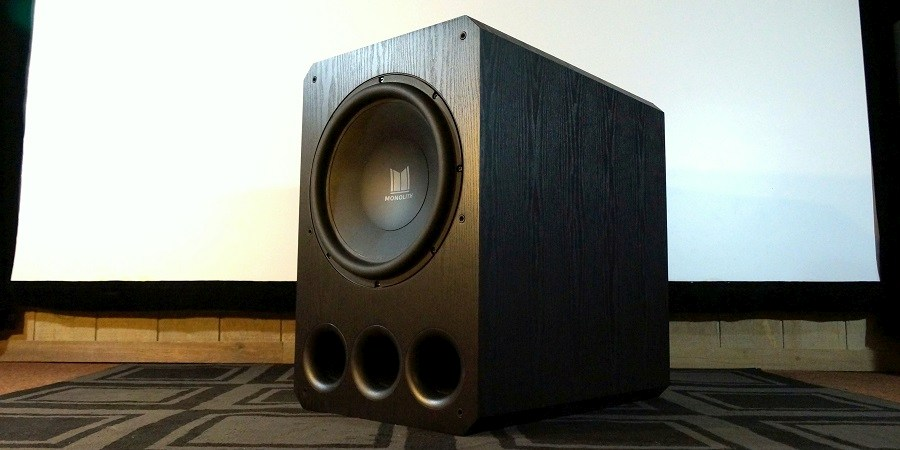 monoprice monolith 15 thx ultra subwoofer review audioholics audioholics