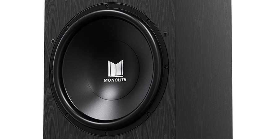 Monoprice Monolith Sealed Subwoofer Line Preview | Audioholics