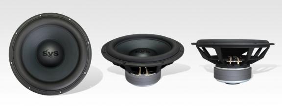 Speakers >> SVS PB-12NSD Driver Full Screen Image | Audioholics