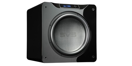 SVS SB16-Ultra Sealed Subwoofer Review