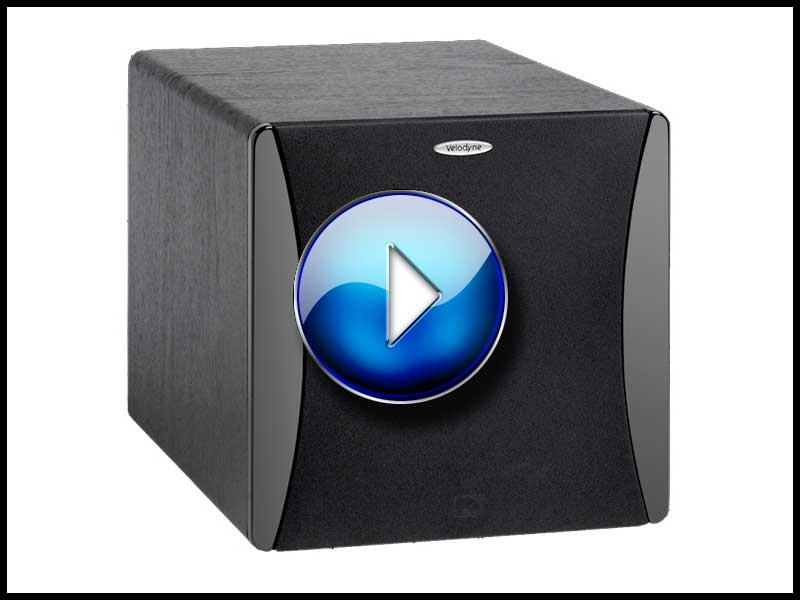 Velodyne Impact10    Subwoofer    Review   Audioholics