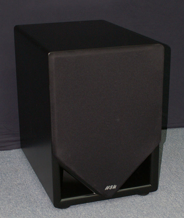HSU+VTF-15H+Subwoofer+Review