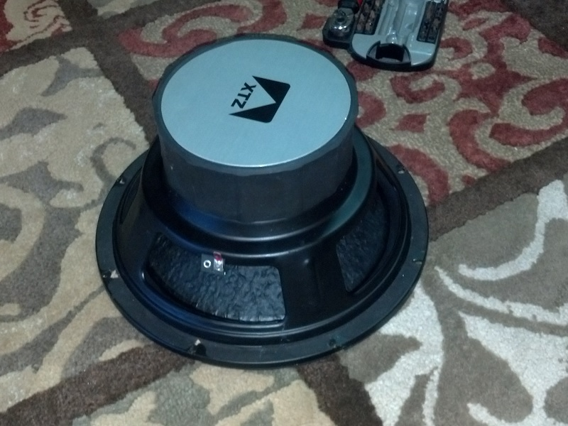 Xtz Cinema Series 3x12 Subwoofer Review Audioholics