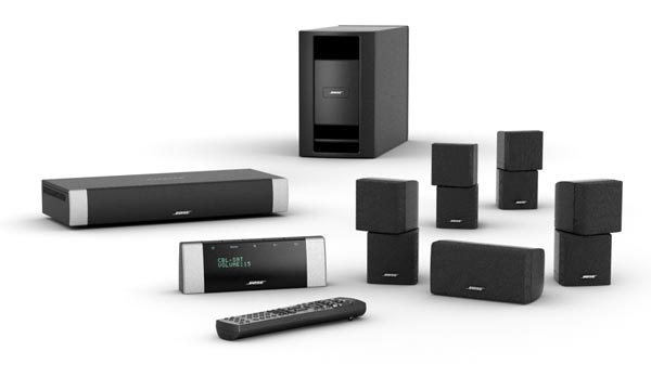 Bose Lifestyle V20 Home Theater System Audioholics