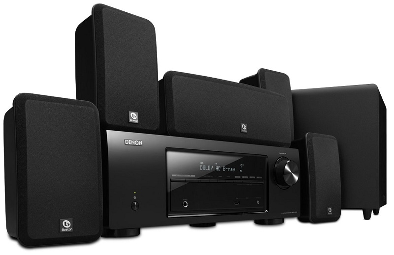 Denon Dht 1513ba Home Theater System Preview Audioholics