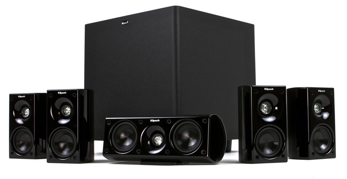 Klipsch Surround Sound >> Klipsch Hd Theater 600 Htib Preview Audioholics