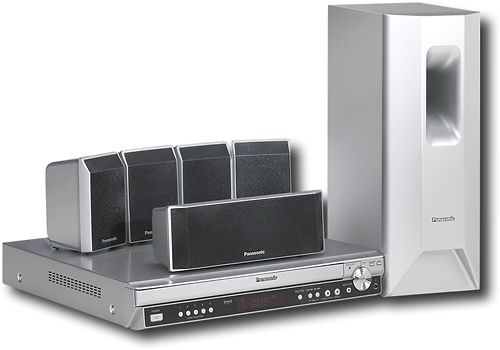Panasonic Sc Pt650 Home Theater System Audioholics