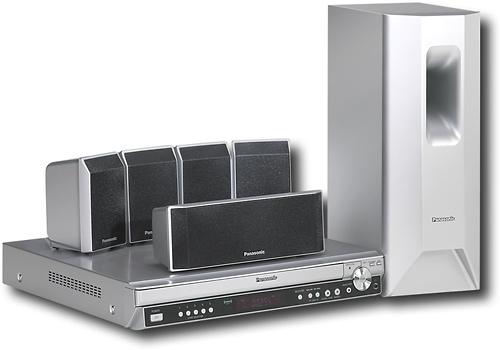 panasonic sc pt650 home theater system audioholics. Black Bedroom Furniture Sets. Home Design Ideas