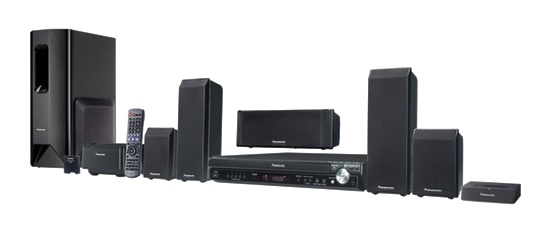 Panasonic+SC-PT750+Home+Theater+System
