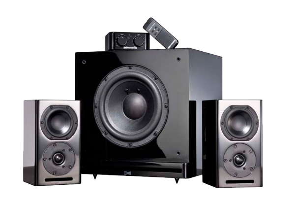 RSL CG4 2.1 Stereo System